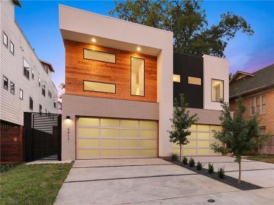 Dallas Half Duplex Active Option Contract: 4419 Munger Avenue