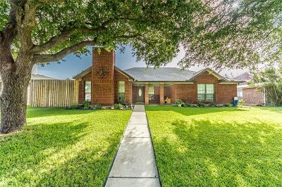Allen Single Family Home For Sale: 1505 Clover Drive