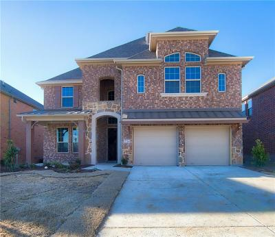 McKinney Single Family Home For Sale: 7720 Rota Drive