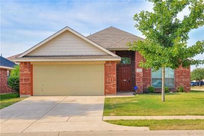 Waxahachie Single Family Home For Sale: 200 Rawhide Street