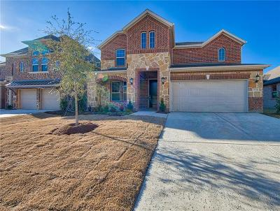 McKinney Single Family Home For Sale: 7716 Rota Drive