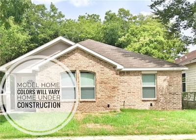 Dallas Single Family Home For Sale: 2839 Arizona Avenue
