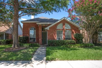 Coppell Single Family Home For Sale: 573 Lake Forest Drive