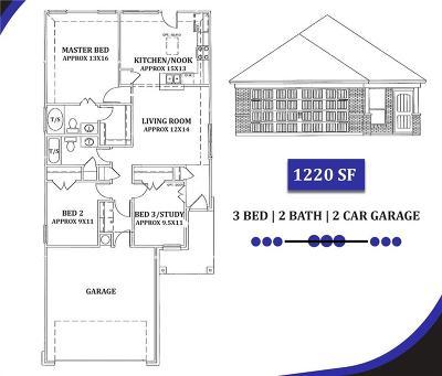 Cleburne Single Family Home For Sale: 535 W Heard Street