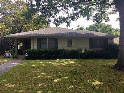 Half Duplex For Sale: 5464 Anita Street