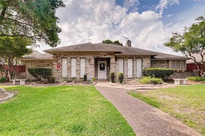 Single Family Home For Sale: 10222 Chimney Hill Lane