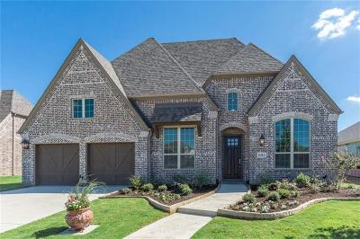Flower Mound Single Family Home For Sale: 6513 Dolan Falls Drive