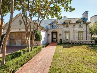 Highland Park Residential Lease For Lease: 4425 Belclaire Avenue