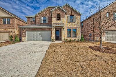 McKinney Single Family Home For Sale: 7713 Rota Drive