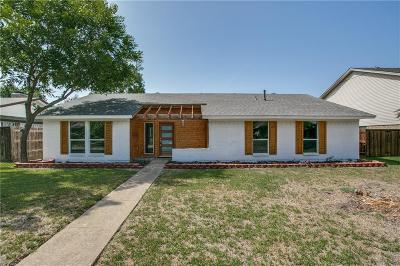 Plano Single Family Home For Sale: 4424 Cleveland Drive
