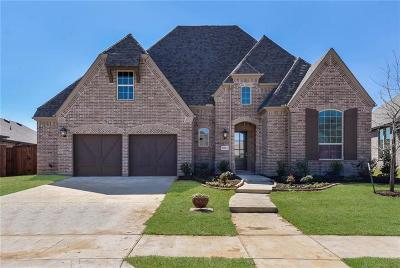 Flower Mound Single Family Home For Sale: 10813 Sycamore Falls Drive