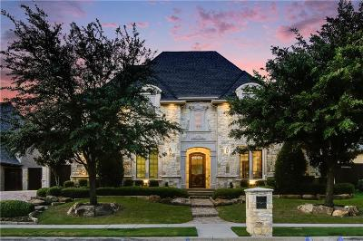 Frisco Single Family Home For Sale: 4600 Warwick Lane