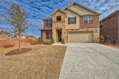 McKinney Single Family Home For Sale: 7709 Rota Drive
