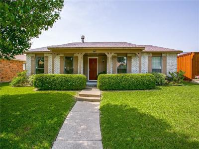 Dallas Single Family Home For Sale: 11706 Featherbrook Drive