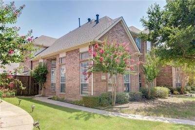 Frisco Half Duplex For Sale: 11337 Fountainbridge Drive