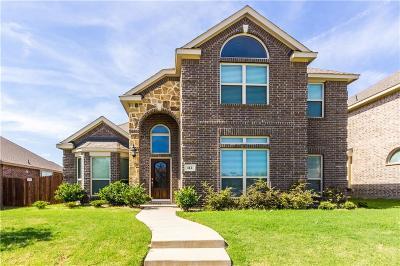 Red Oak Single Family Home For Sale: 112 Post Oak Drive