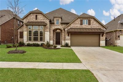 McKinney Single Family Home For Sale: 7500 Sabine Drive