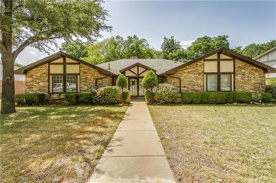 North Richland Hills Single Family Home For Sale: 3817 Diamond Loch E
