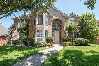 Plano Single Family Home For Sale: 6365 Westblanc Drive