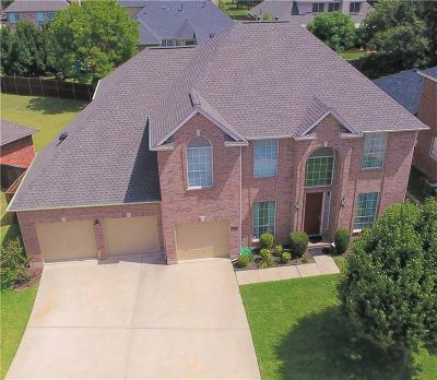 Highland Village Single Family Home For Sale: 912 Kingwood Circle