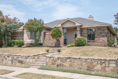Coppell Single Family Home For Sale: 660 Harrison Drive