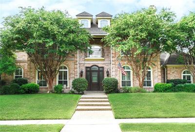 Frisco Single Family Home For Sale: 1 Spyglass Court