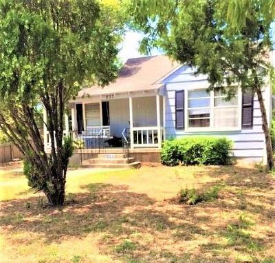 Dallas Single Family Home For Sale: 807 Hartsdale Drive