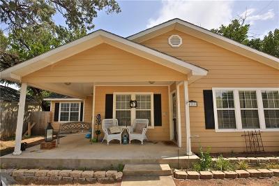 Abilene Single Family Home For Sale: 1717 S 11th Street