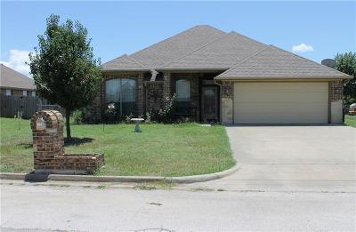 Mabank Single Family Home For Sale: 311 W McAfee Drive