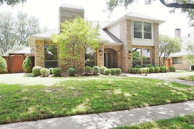 Plano Single Family Home For Sale: 2612 Skipwith Drive