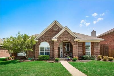 Rowlett Single Family Home For Sale: 8206 Luna Drive