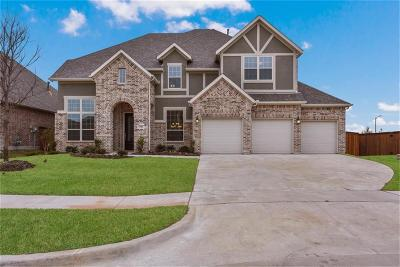 McKinney Single Family Home For Sale: 800 Neches River Drive