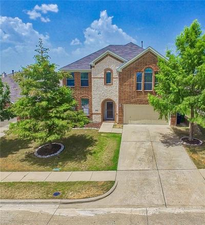 Single Family Home For Sale: 5124 Birchwood Drive