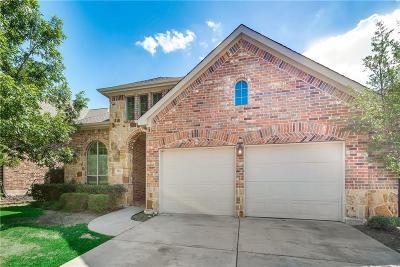 Mckinney Single Family Home For Sale: 1801 La Cima Drive