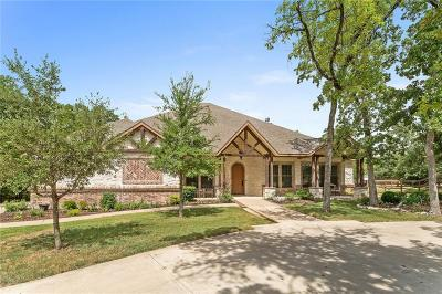 Single Family Home For Sale: 6711 Blackjack Oaks Road