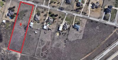 Haslet Residential Lots & Land For Sale: 13625 Bates Aston Road