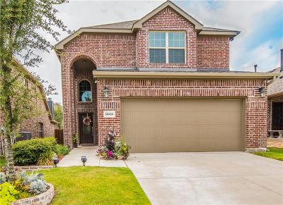 McKinney Single Family Home For Sale: 9913 Cottontail Lane