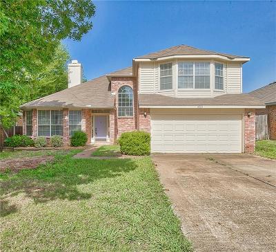 Grand Prairie Single Family Home For Sale: 4321 Grason Drive