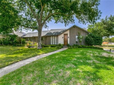 Dallas Single Family Home For Sale: 7502 Carta Valley Drive
