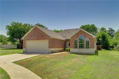 Dallas Single Family Home For Sale: 2810 Curvilinear Court