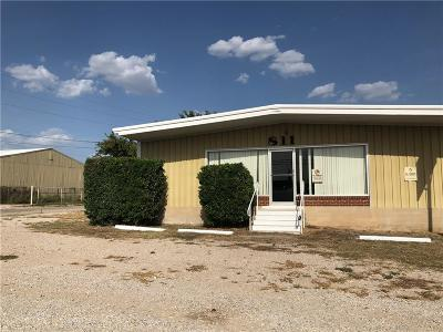 Brownwood TX Commercial For Sale: $185,000