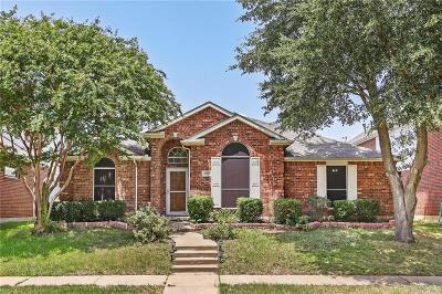 The Colony Single Family Home For Sale: 3820 Red Oak Trail
