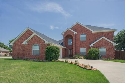 Sachse Single Family Home For Sale: 4628 Maple Shade Avenue