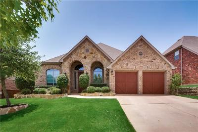 Fort Worth Single Family Home Active Option Contract: 4144 Duncan Way