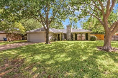 Granbury Single Family Home Active Option Contract: 1115 Red Bird Lane