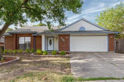 Tarrant County Single Family Home For Sale: 4212 River Birch Road