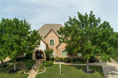 Southlake Single Family Home For Sale: 1605 Byron Nelson Parkway