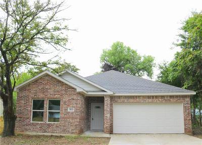 Dallas Single Family Home For Sale: 3810 Lovingood Drive