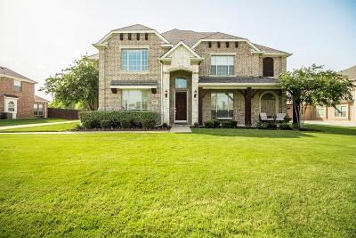 Wylie Single Family Home For Sale: 1215 Braddock Way