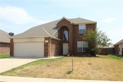 Waxahachie Single Family Home For Sale: 216 Arabian Road